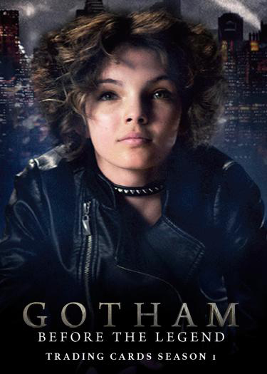 Gotham Season 1 Promo Card P3
