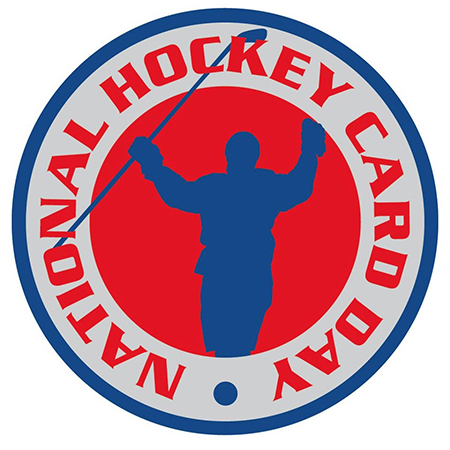 National Hockey Card Day Logo