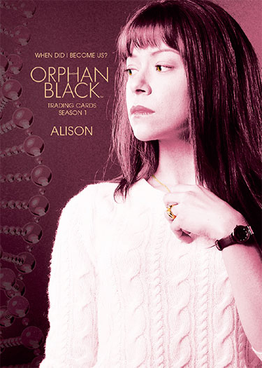 Orphan Black Season 1 Promo Cards P2