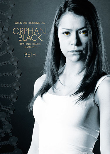 Orphan Black Season 1 Promo Cards P3