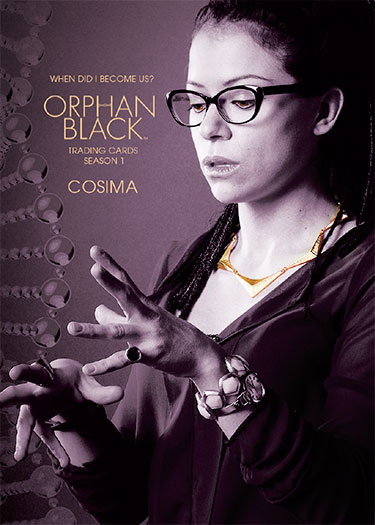Orphan Black Season 1 Promo Cards P4