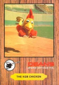1979 Padres Family Fun San Diego Chicken