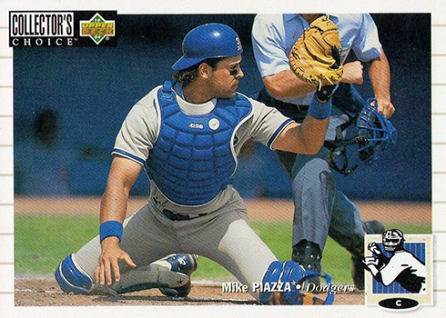 1994 Collector's Choice Mike Piazza