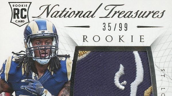 2015 NT RPS 128 Todd Gurley header