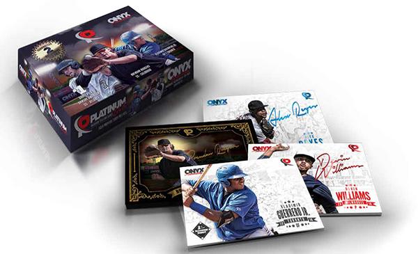 2016 Onyx Authenticated Platinum Elite Box