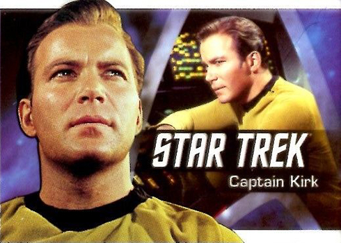 2016 Star Trek TOS 50th Anniversary Bridge Crew Heroes