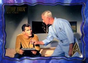 2016 Star Trek TOS 50th Anniversary Cage Uncut