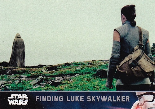 2016 Star Wars The Force Awakens Series 2 101 SP