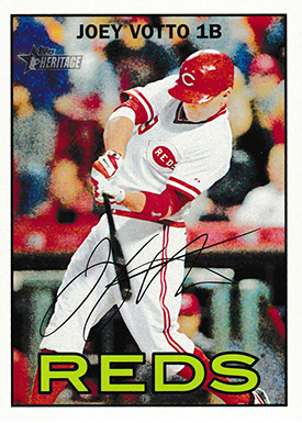 2016 T Her Throwback 474 Votto