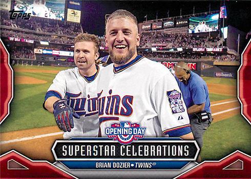 2016 T OD SS Celeb 11 Brian Dozier