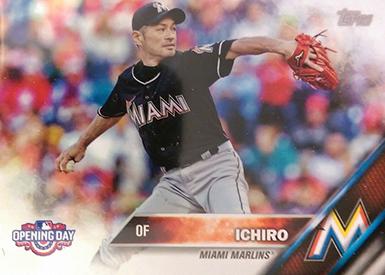 2016 T OD Var 29 Ichiro