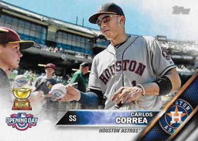 2016 T OD Var 58 Carlos Correa