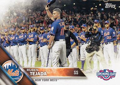 2016 T OD Var 99 Ruben Tejada