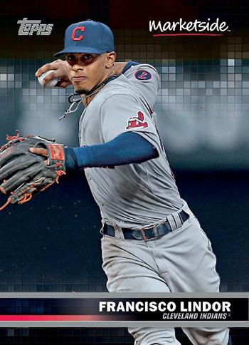 2016 Topps Marketside Baseball Francisco Lindor