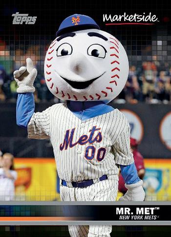 2016 Topps Marketside Baseball Mr Met