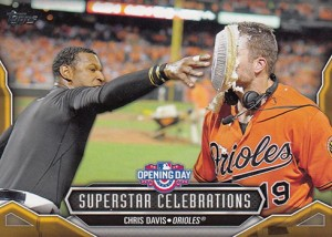 2016 Topps Opening Day Superstar Celebrations