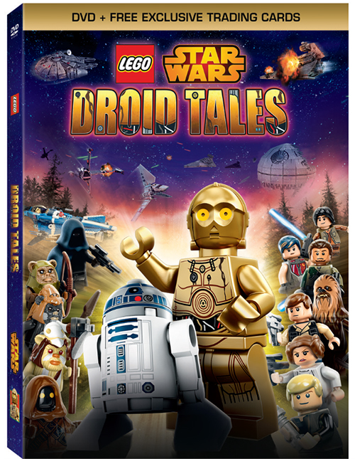 Droid Tales DVD