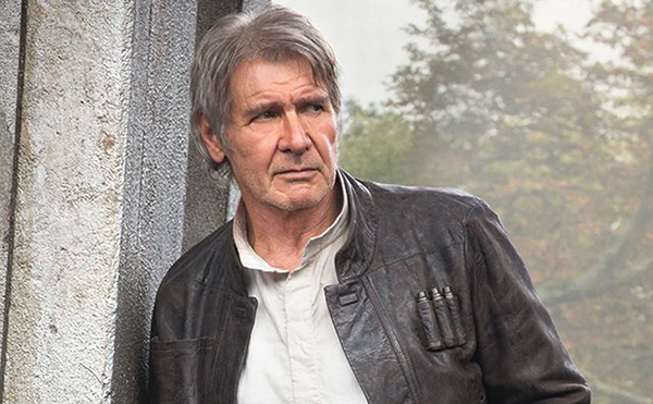 Han Solo Star Wars The Force Awakens B