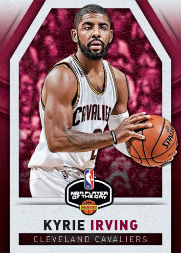 NBA Player of the Day Irving