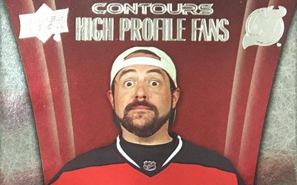 2015-16 Upper Deck Contours High Profile Fans Kevin Smith header