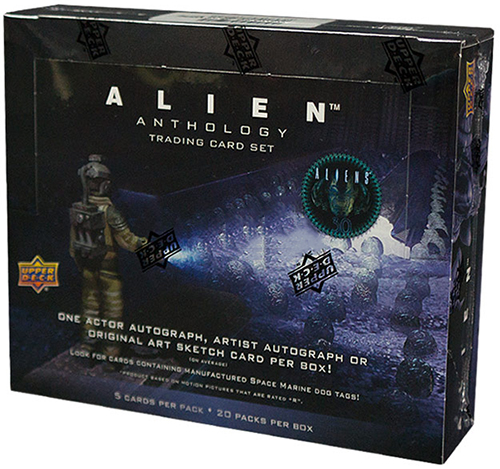 2016 Alien Anthology Box