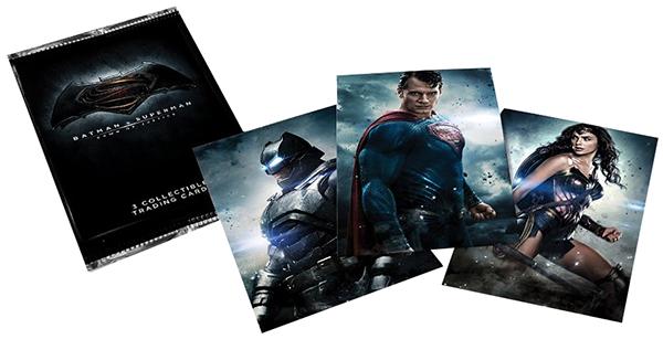 2016 Batman v Superman Digital Download Cards Header