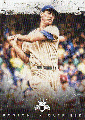 2016 DK 21 Ted Williams