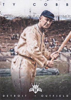 2016 DK 23 Ty Cobb