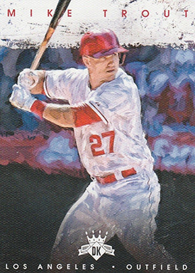 2016 DK 91 Mike Trout