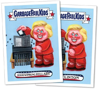 2016 GPK April Primaries Hillary Clinton