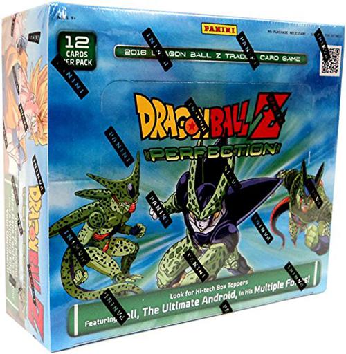 2016 Panini Dragon Ball Z Perfection Box