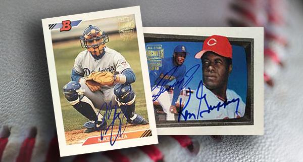 2016 Topps Archives Signature Series Baseball Header