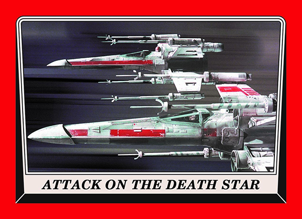 2016 Topps Road to Rogue One Base