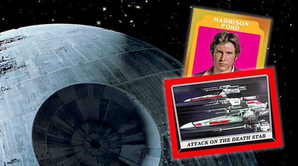 2016 Topps Road to Rogue One Header