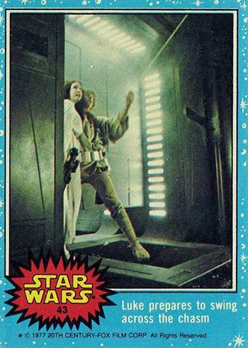1977 Topps Star Wars