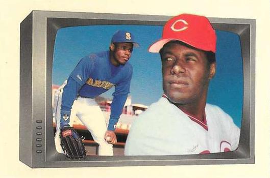 1989 Bowman Tiffany Ken Griffey Jr 259
