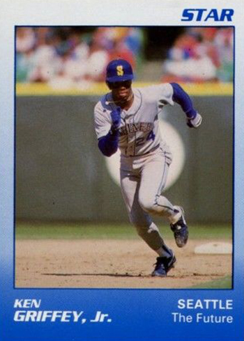 1989 Star Ken Griffey Jr