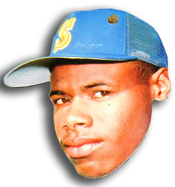 1989 Topps Heads-Up Ken Griffey Jr