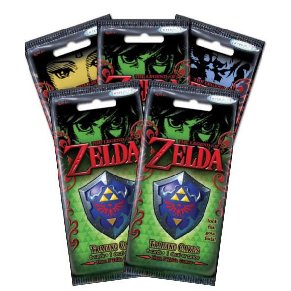 2016 Enterplay Legend of Zelda Packs