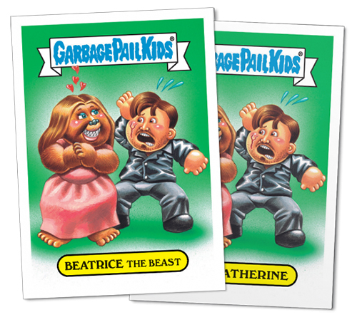 2016 GPK S2 Preview Beauty and the Beast
