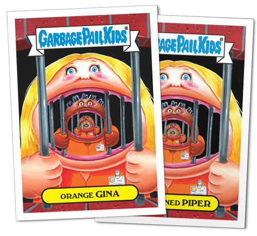 2016 GPK S2 Preview Orange Is the New Black