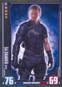 2016 Topps Hero Attax Marvel Cinematic Universe Base Captain America Civil War