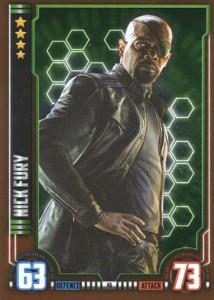 2016 Topps Hero Attax Marvel Cinematic Universe Mirror Foil