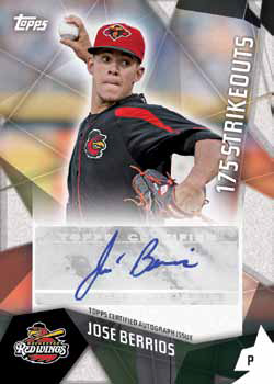 2016 Topps Pro Debut Baseball Checklist - Pro Production Autographs
