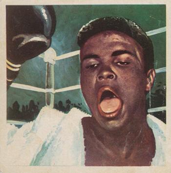 1964 Simon Chocolate Cassius Clay