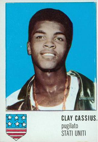 1965 Lampo Cassius Clay