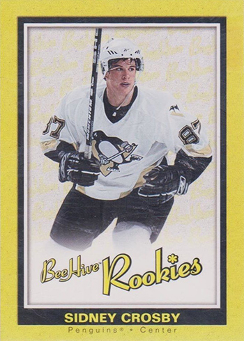 2005-06 Beehive Sidney Crosby RC