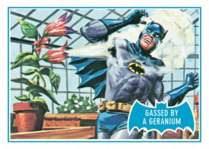 2016 Cryptozoic Justice League Batman Reissue