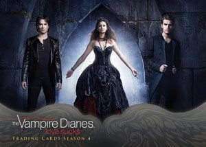 2016 Cryptozoic Vampire Diaries Season 4 Base