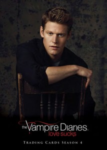 2016 Cryptozoic Vampire Diaries Season 4 Studio